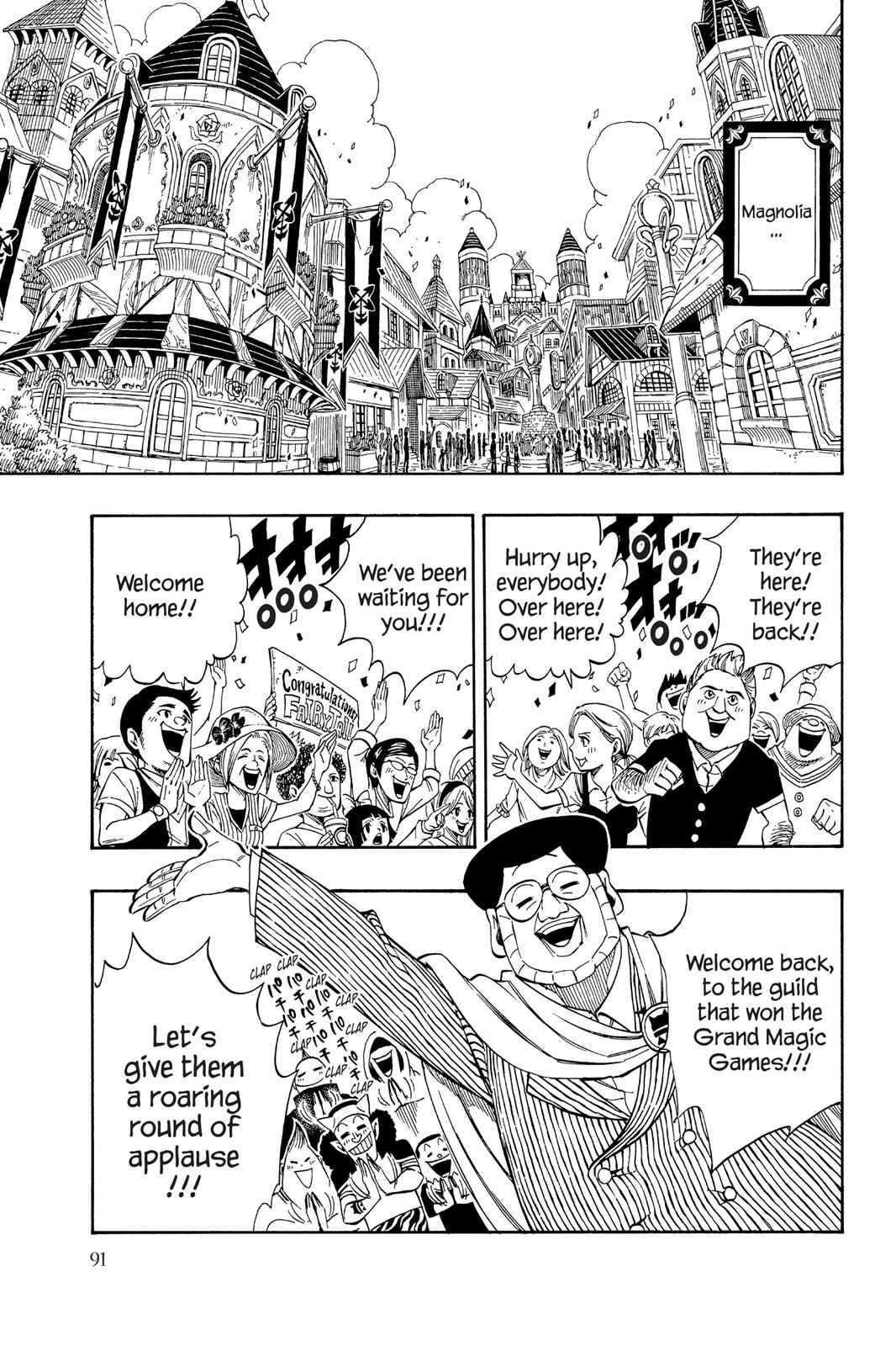Fairy Tail Chapter 340 Page 2