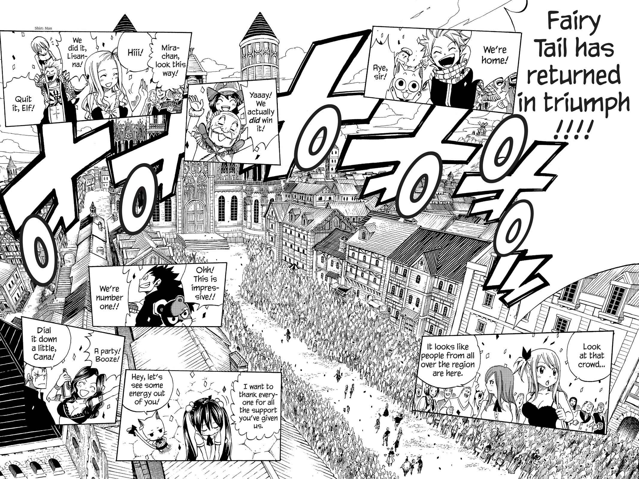 Fairy Tail Chapter 340 Page 3