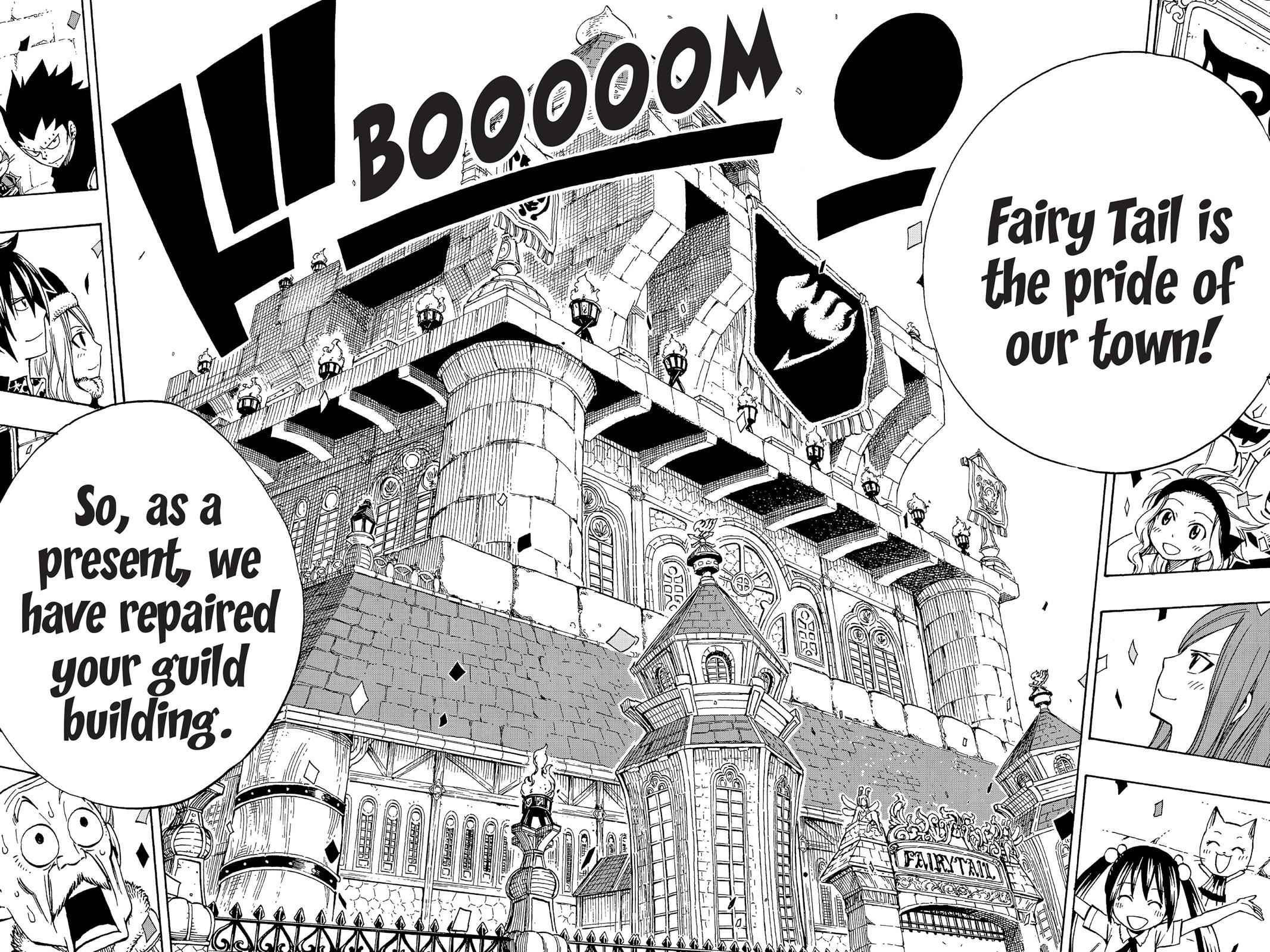 Fairy Tail Chapter 340 Page 8