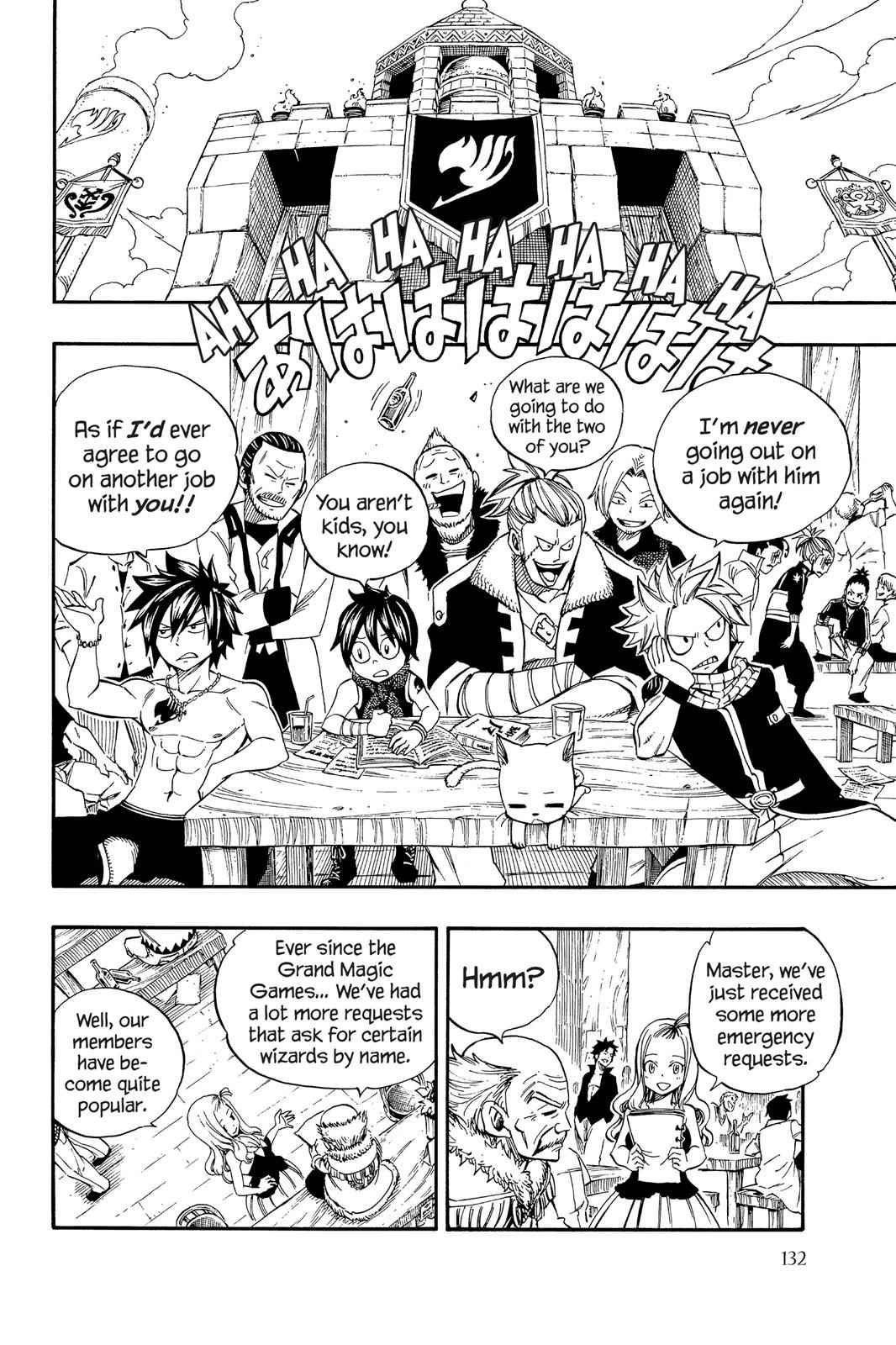 Fairy Tail Chapter 341 Page 20