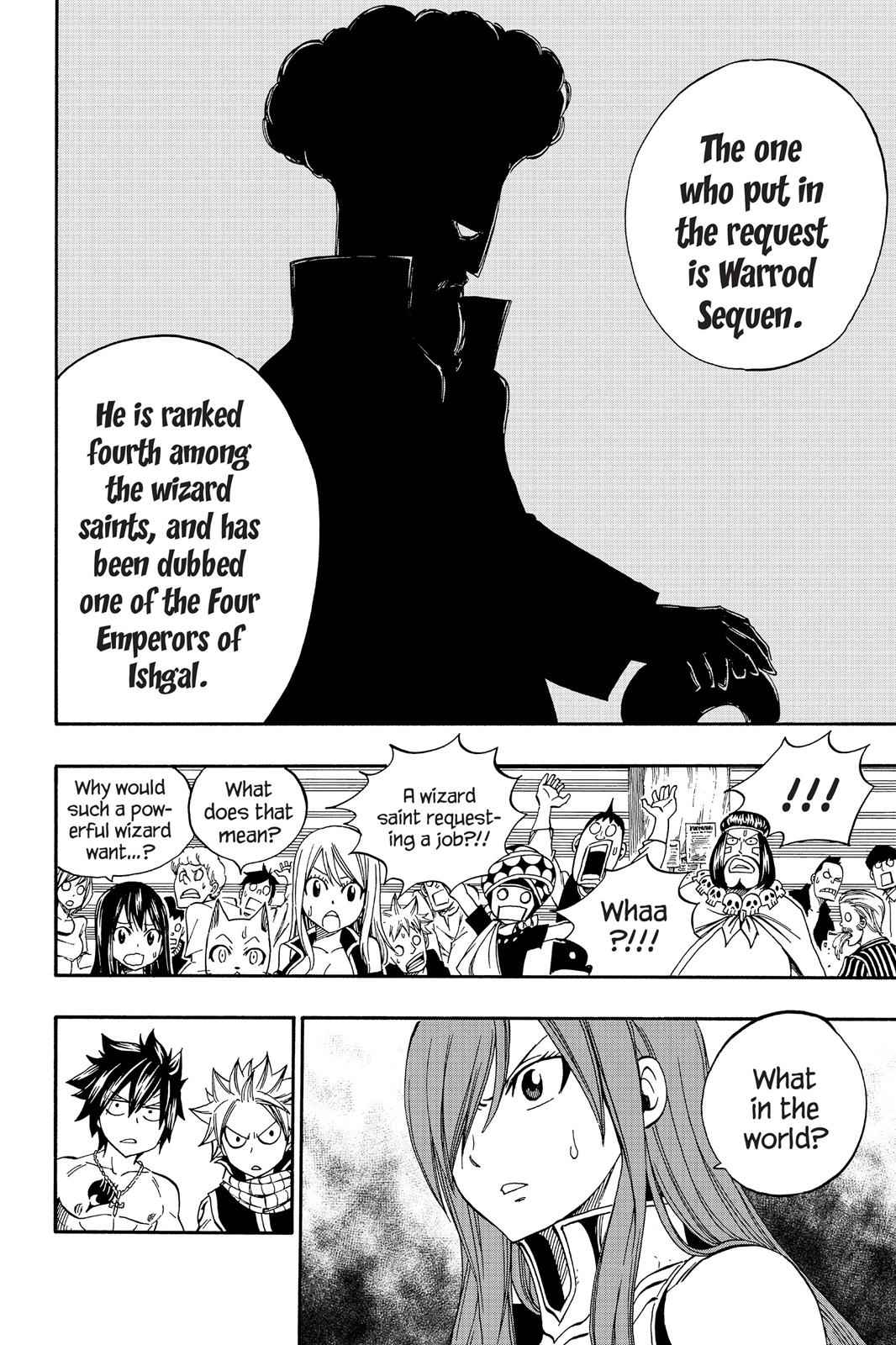 Fairy Tail Chapter 341 Page 22