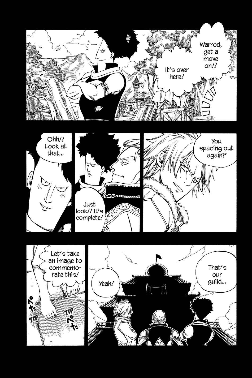 Fairy Tail Chapter 342 Page 18