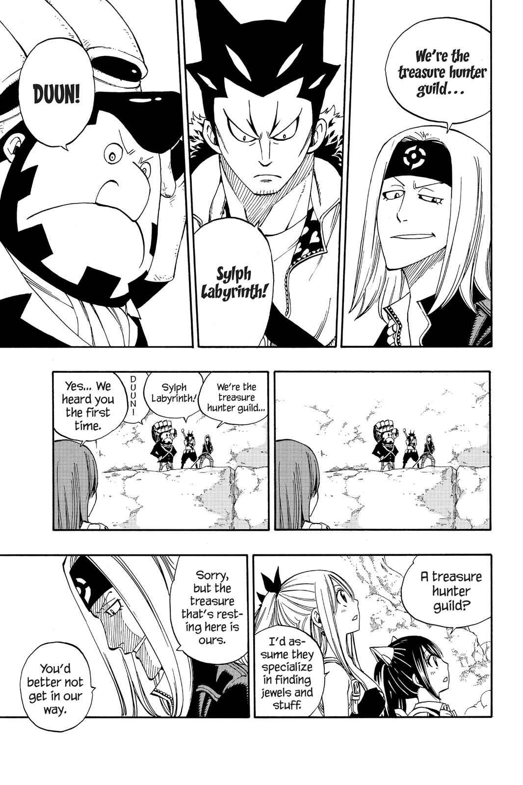 Fairy Tail Chapter 343 Page 12