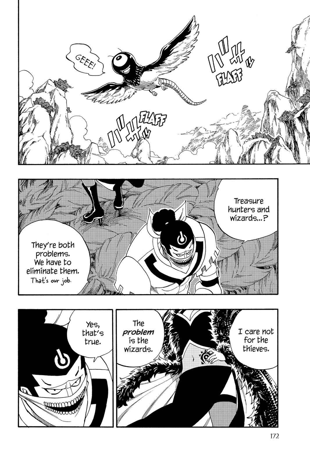 Fairy Tail Chapter 343 Page 17