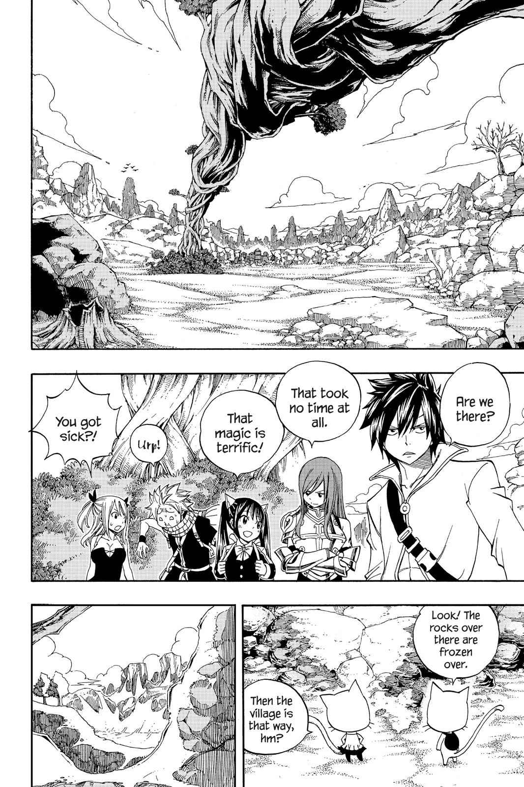 Fairy Tail Chapter 343 Page 2