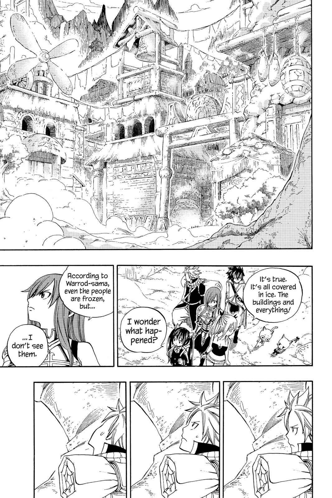 Fairy Tail Chapter 343 Page 3