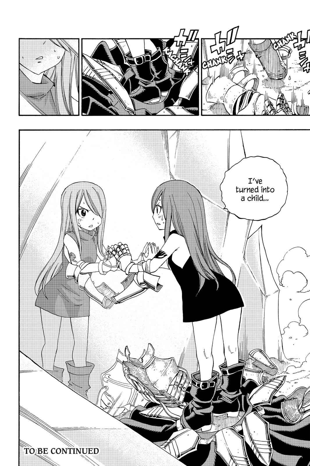 Fairy Tail Chapter 344 Page 20
