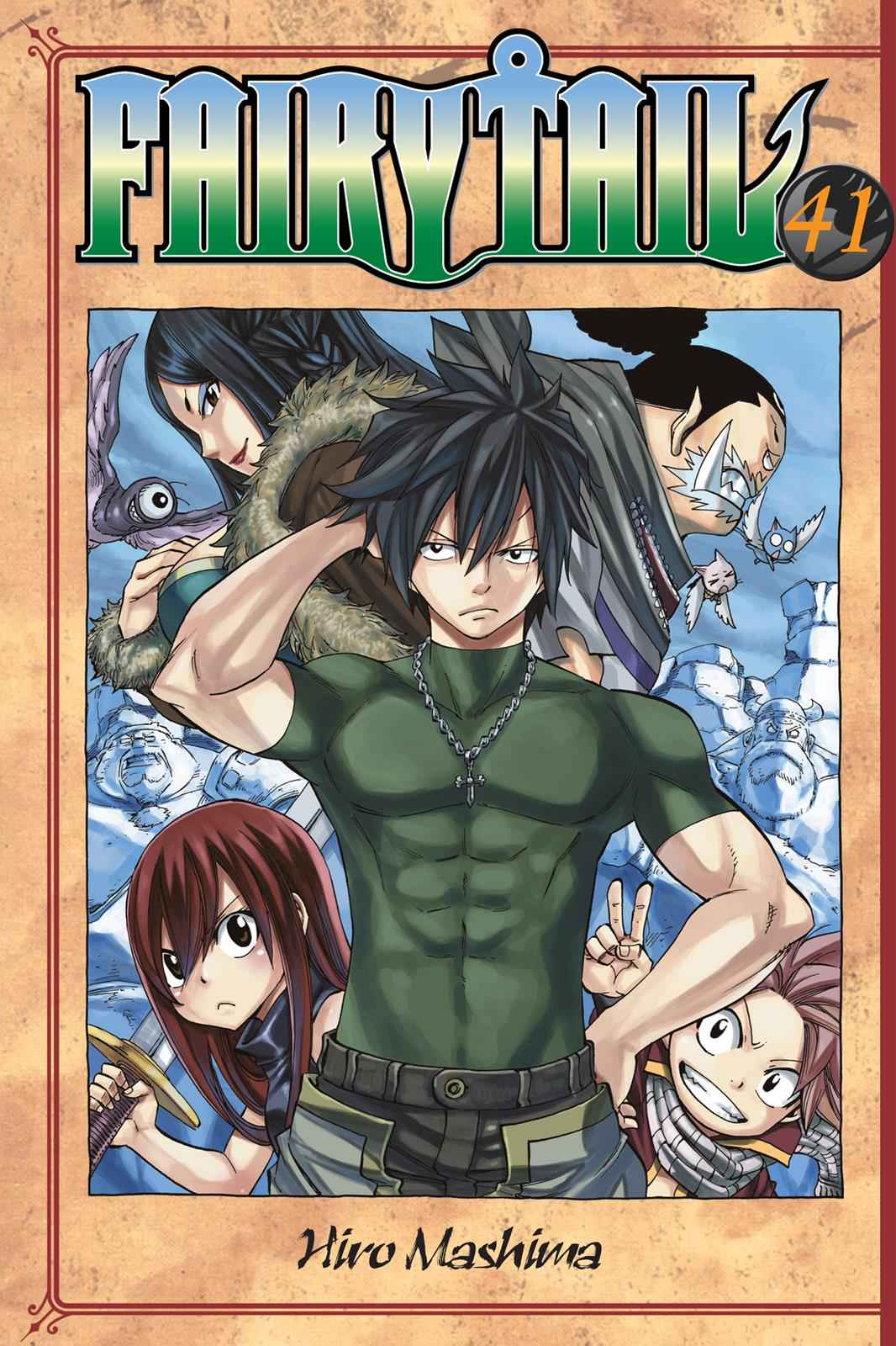 Fairy Tail Chapter 345 Page 1