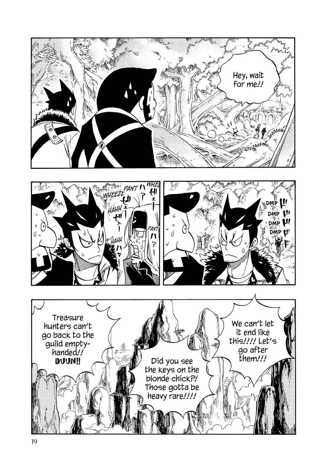 Fairy Tail Chapter 345 Page 21