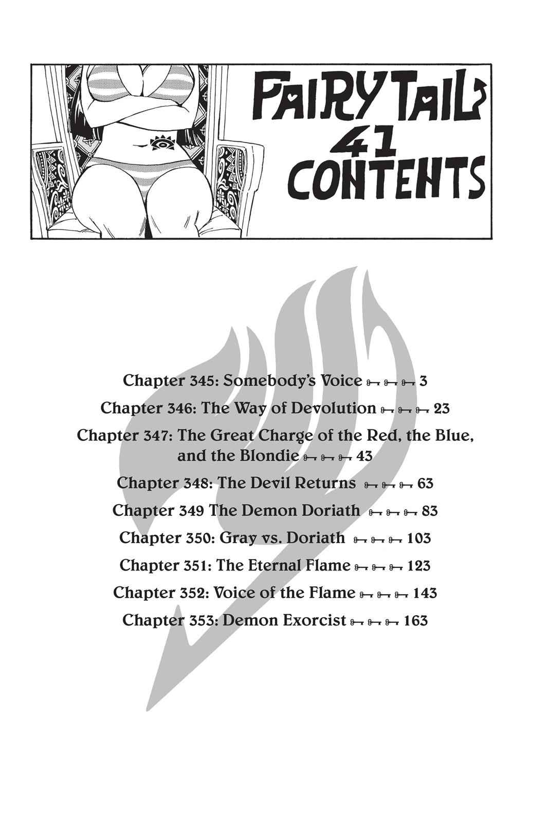 Fairy Tail Chapter 345 Page 4