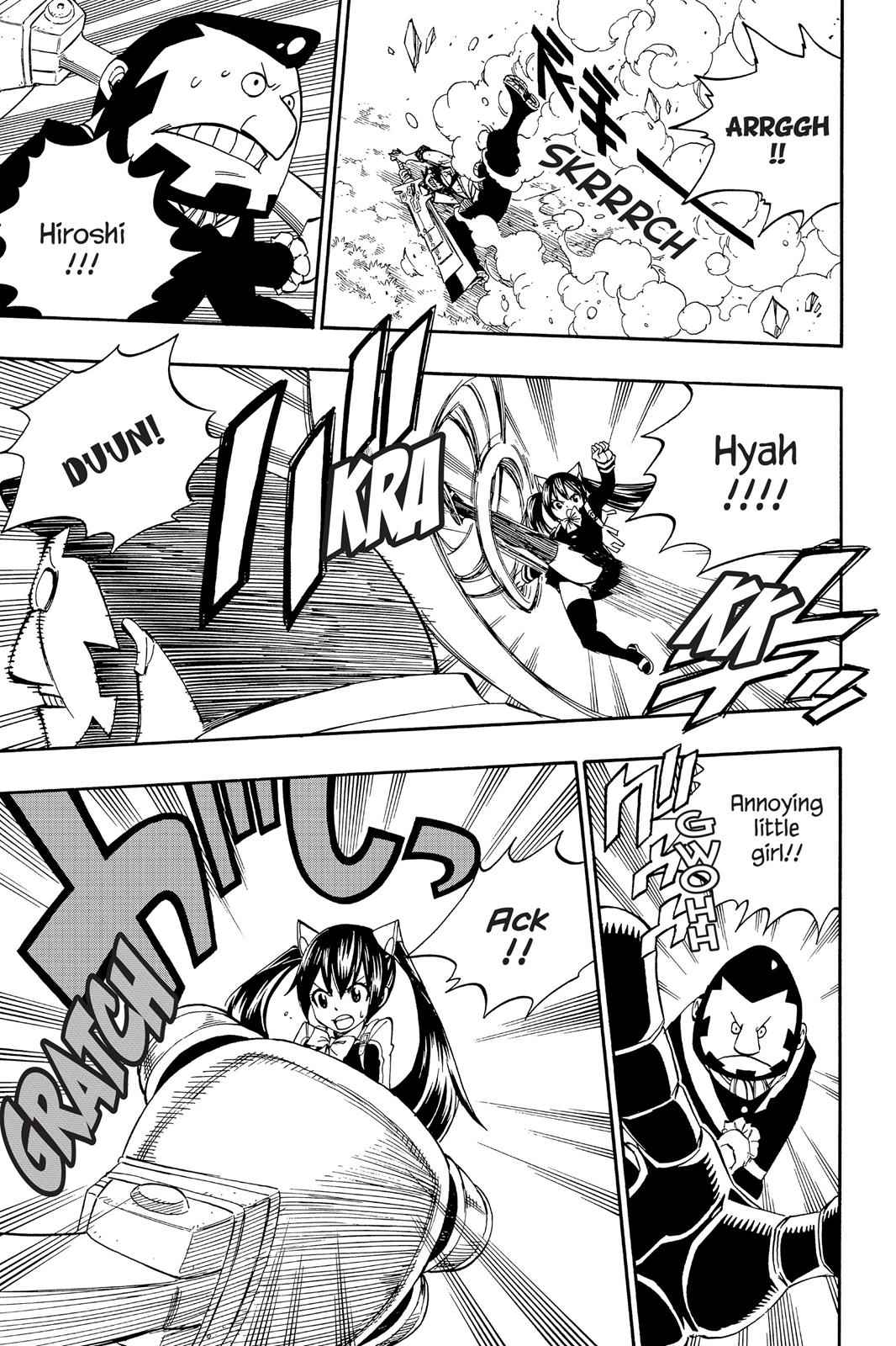 Fairy Tail Chapter 347 Page 13