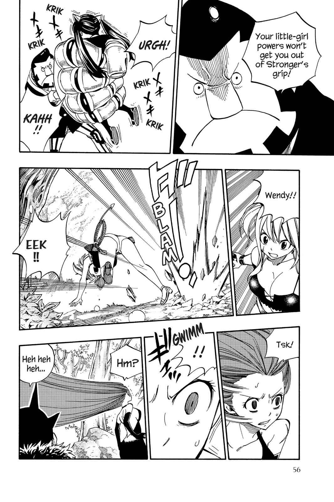 Fairy Tail Chapter 347 Page 14