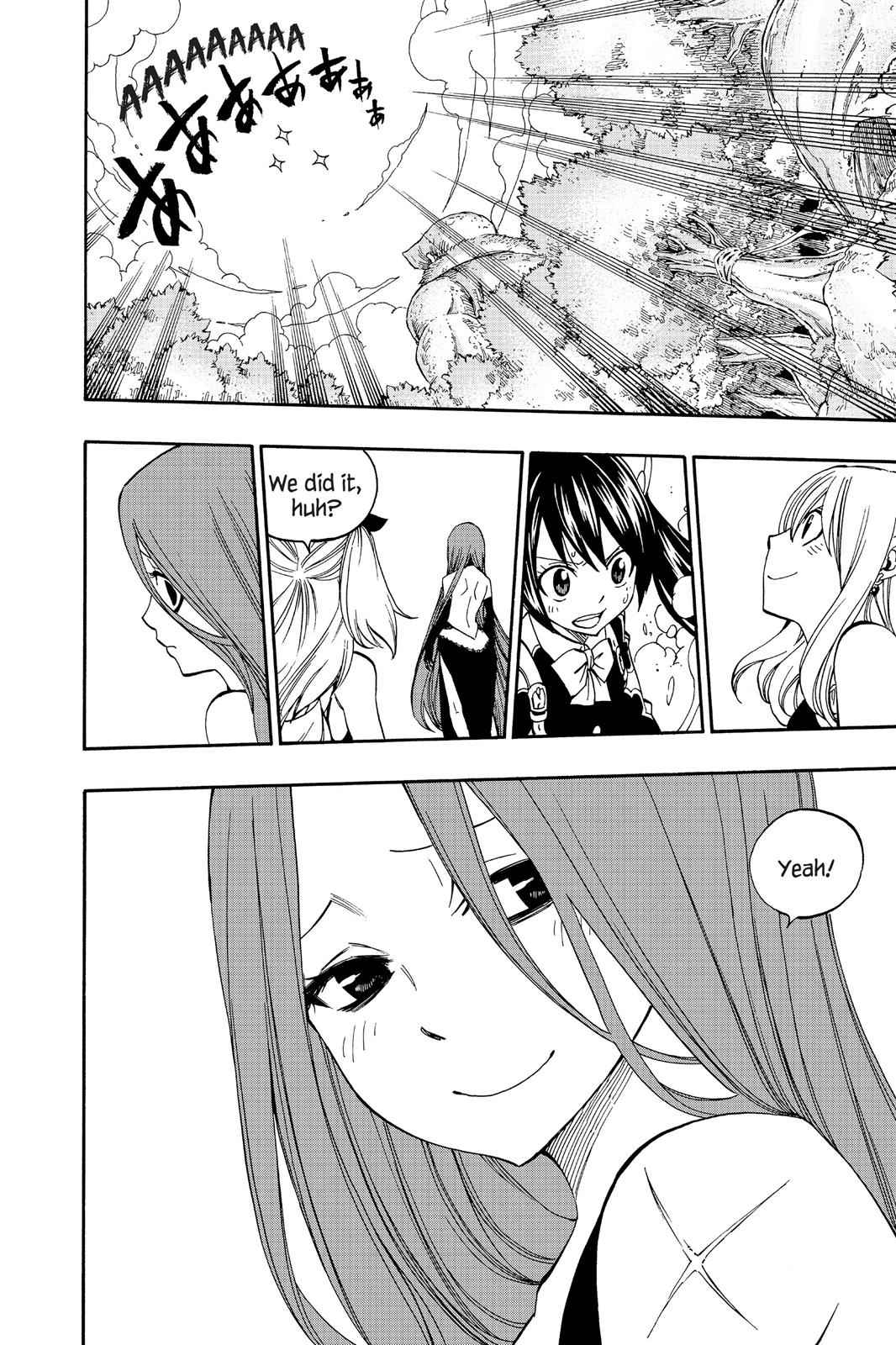 Fairy Tail Chapter 347 Page 19