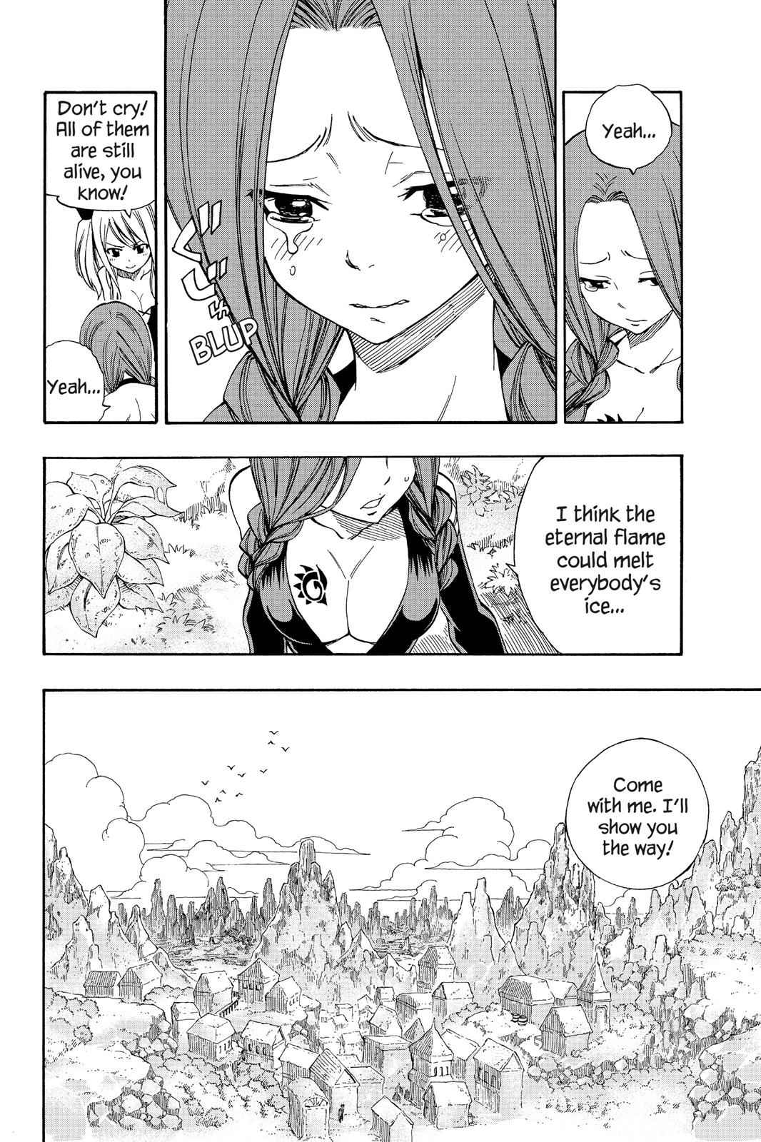 Fairy Tail Chapter 348 Page 4