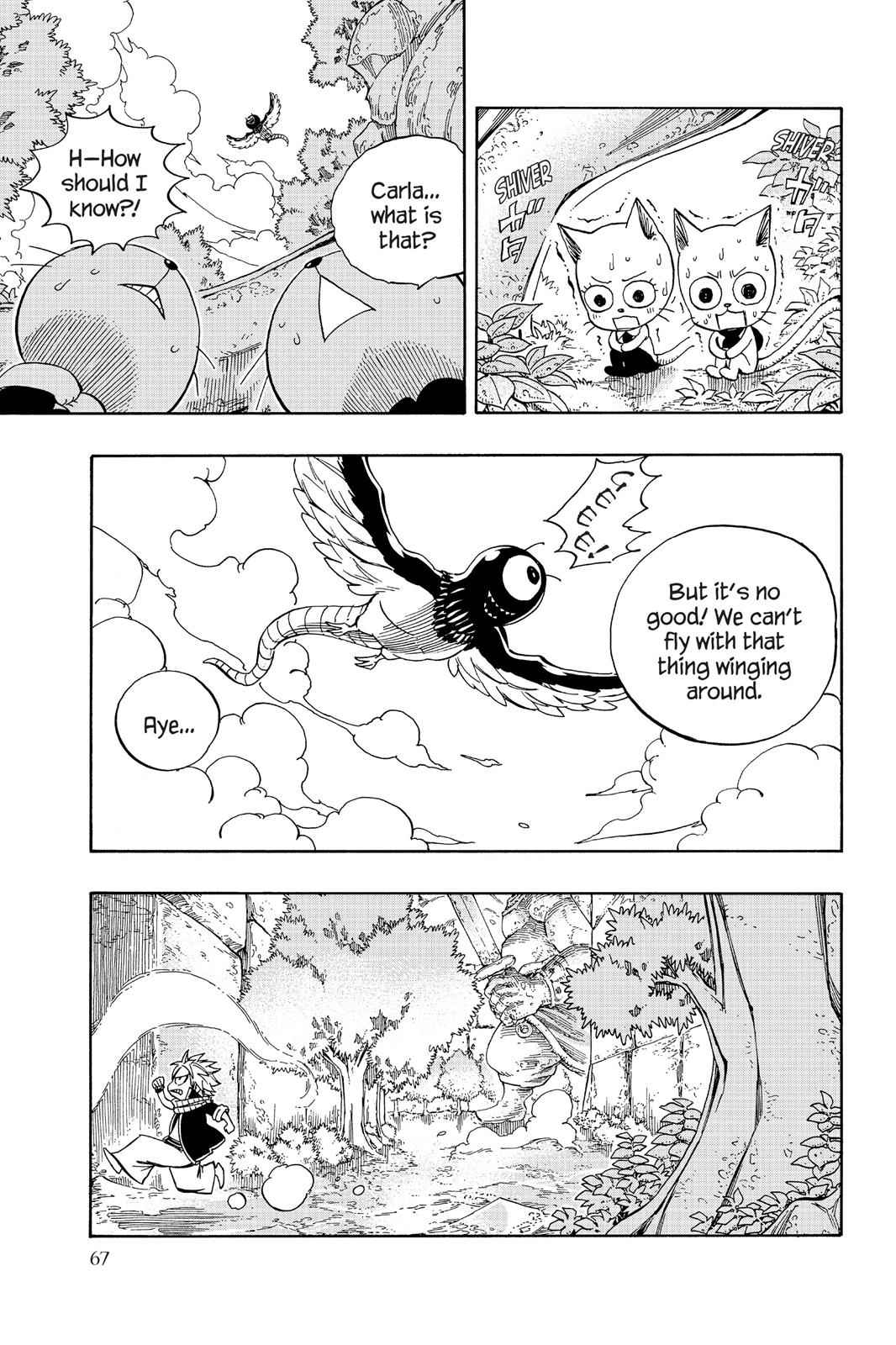 Fairy Tail Chapter 348 Page 5