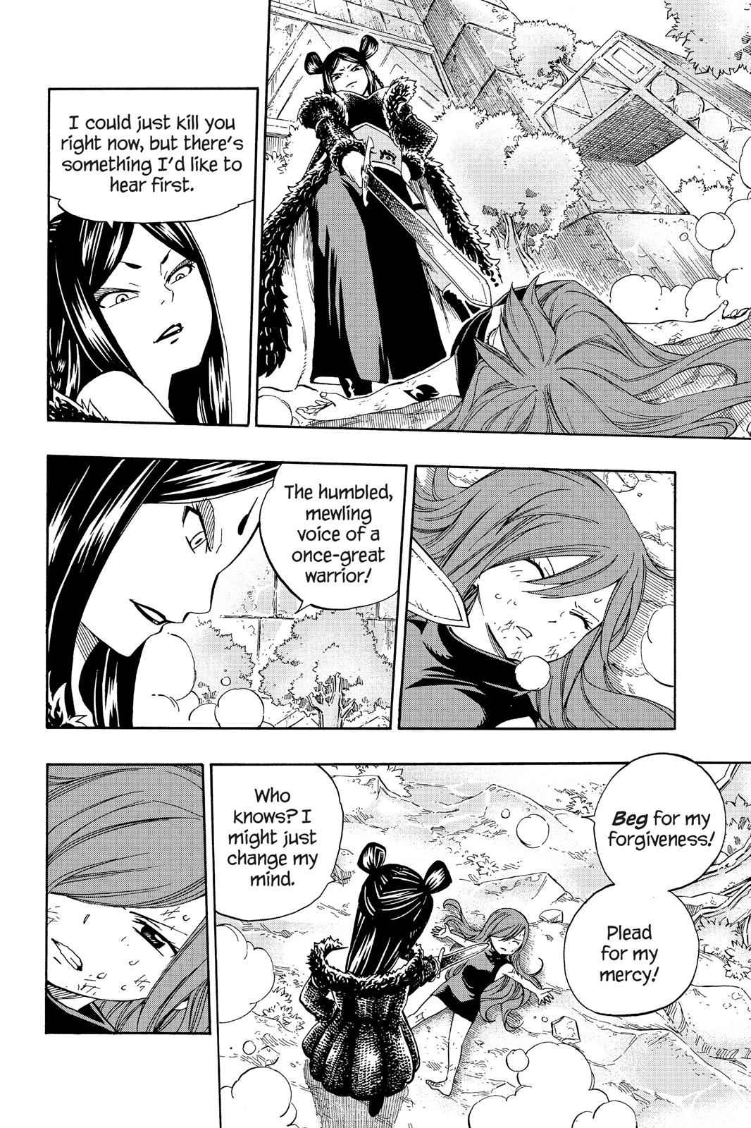 Fairy Tail Chapter 349 Page 10
