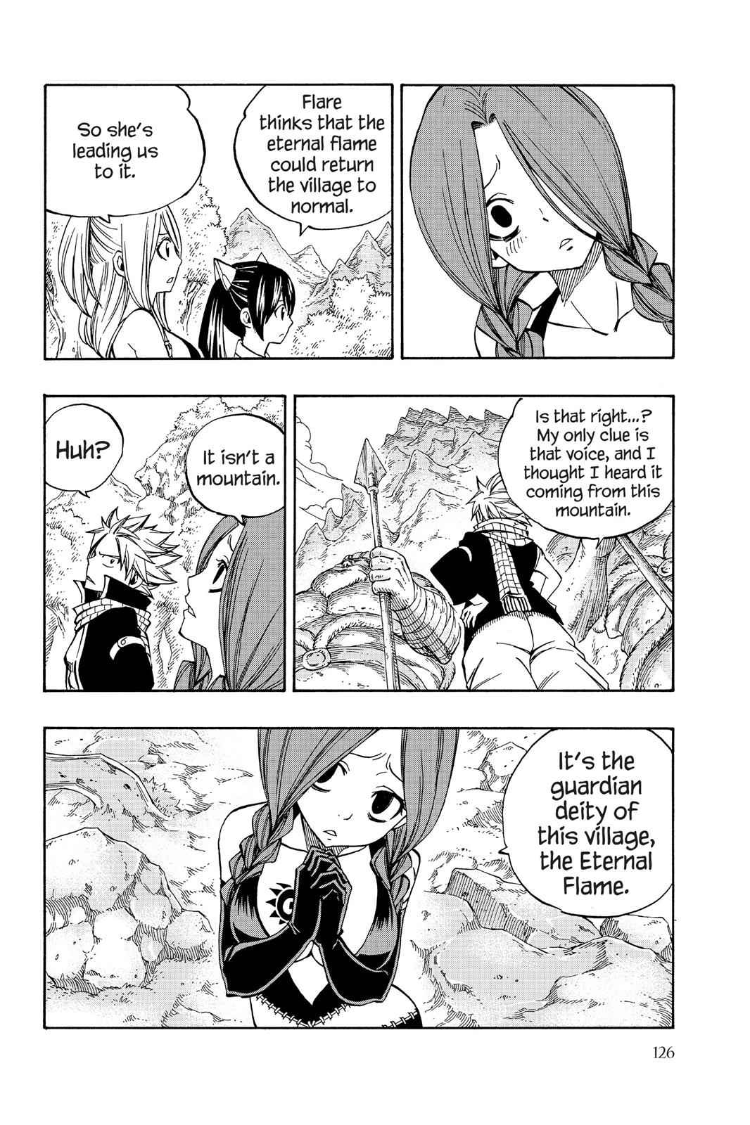 Fairy Tail Chapter 351 Page 4