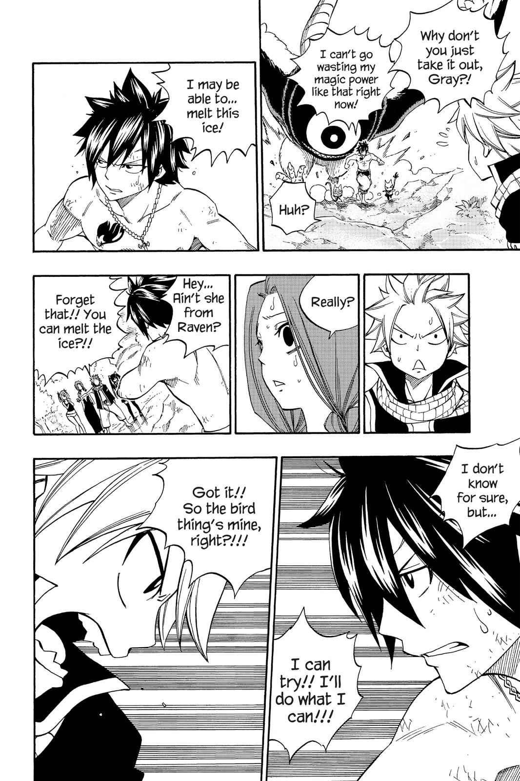 Fairy Tail Chapter 351 Page 8