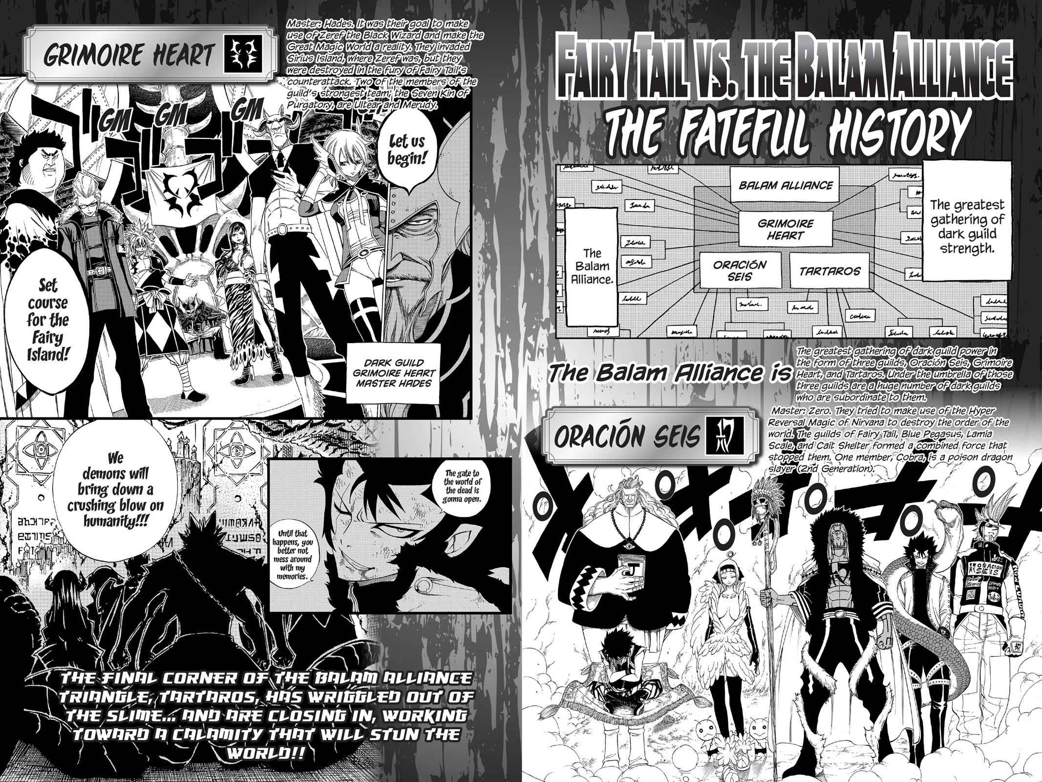 Fairy Tail Chapter 353 Page 21