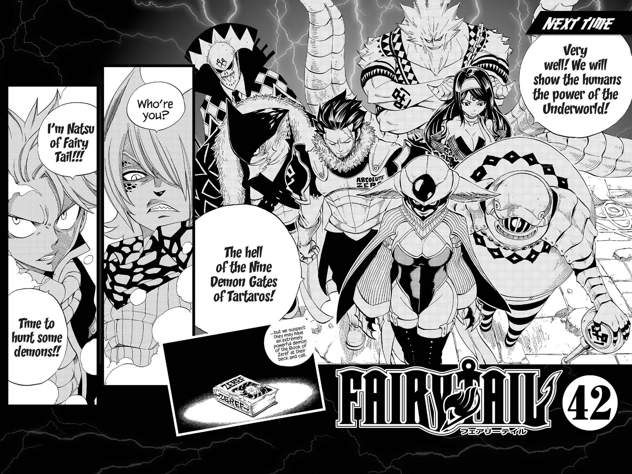 Fairy Tail Chapter 353 Page 24