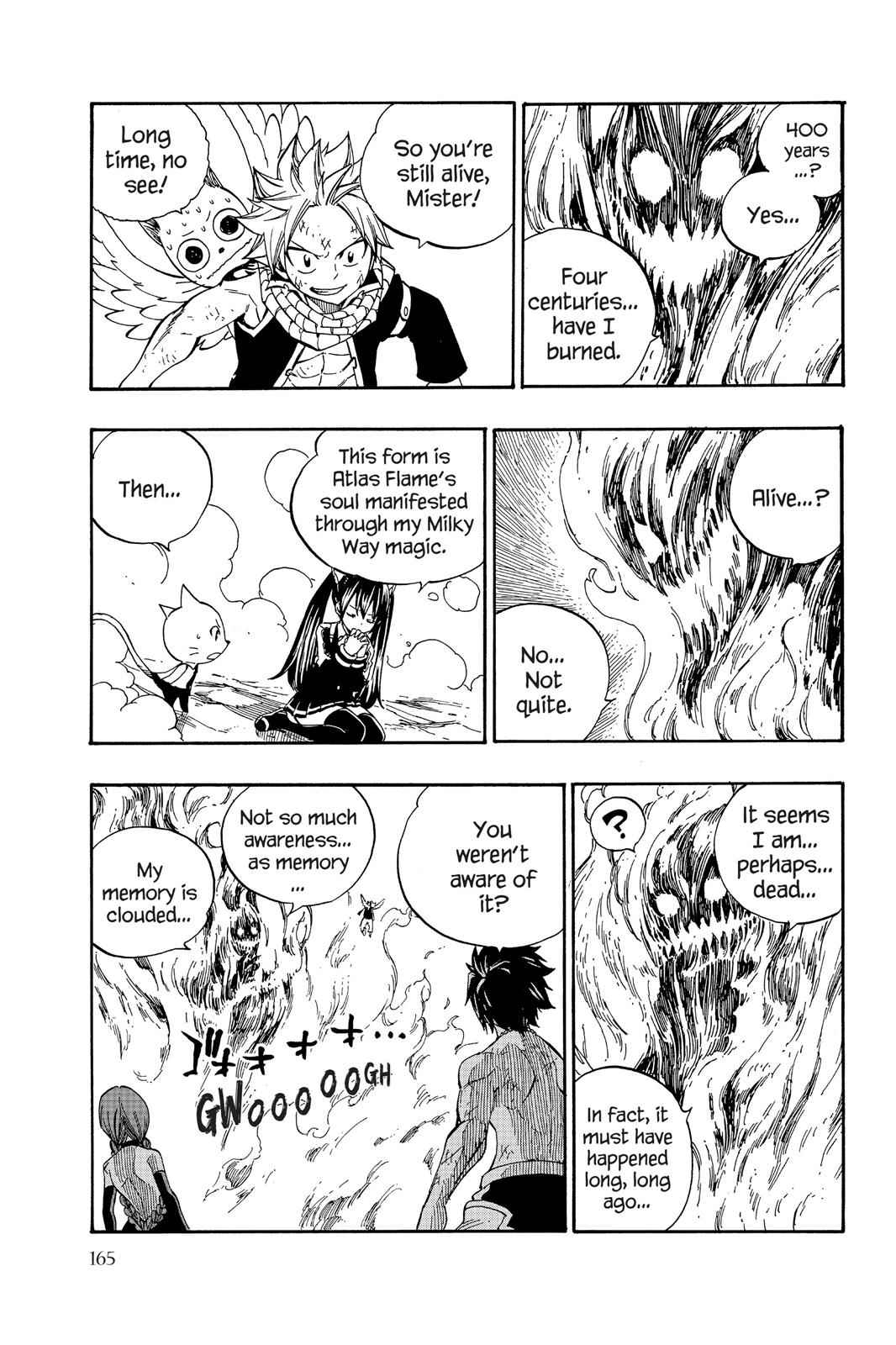 Fairy Tail Chapter 353 Page 3