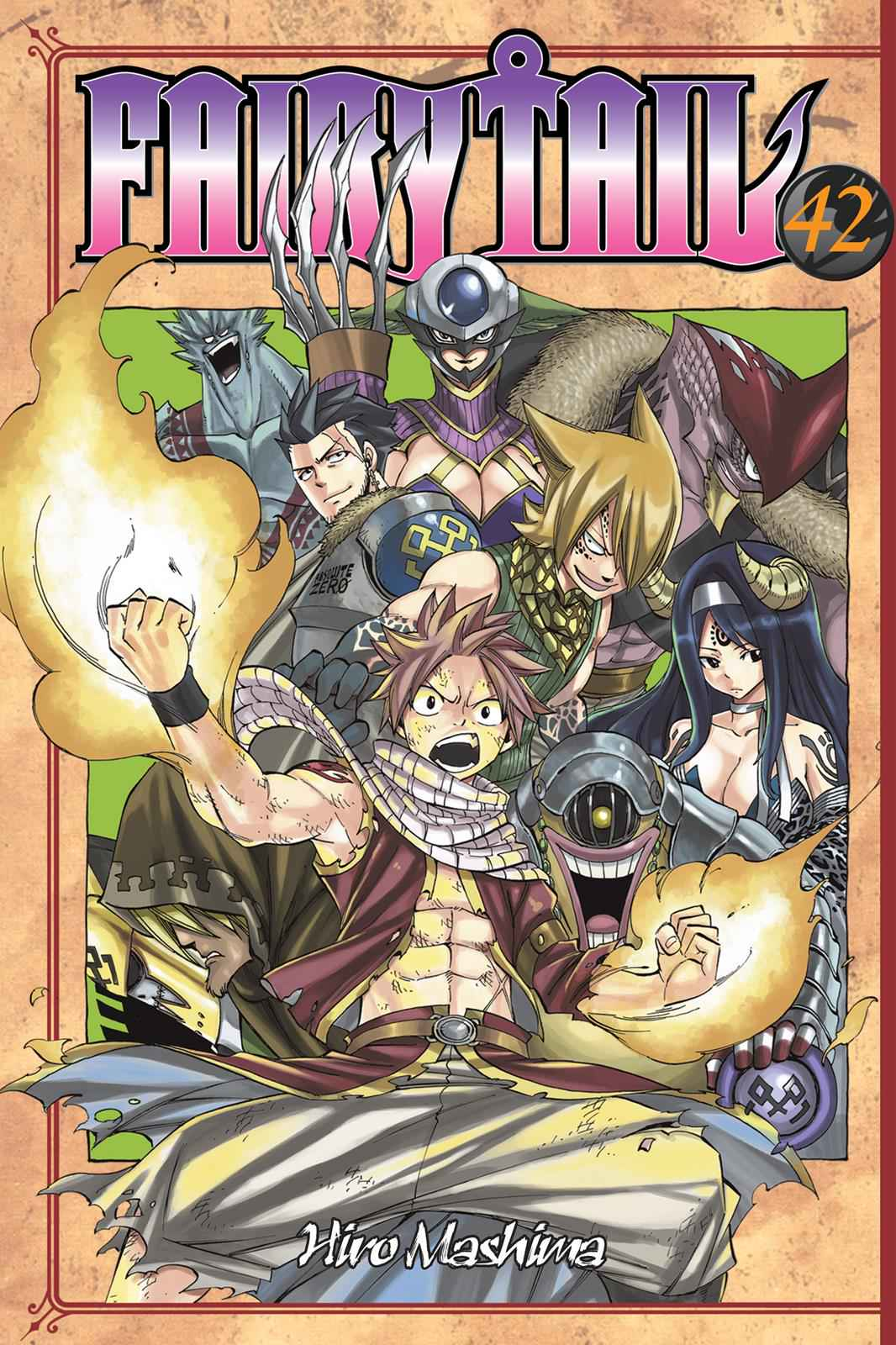 Fairy Tail Chapter 354 Page 1
