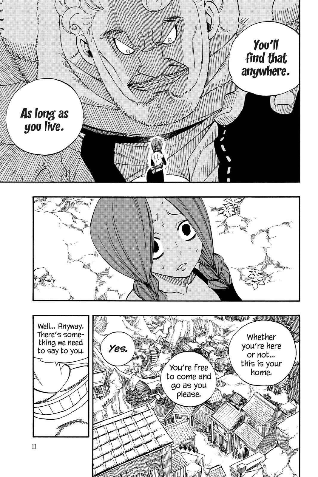 Fairy Tail Chapter 354 Page 13