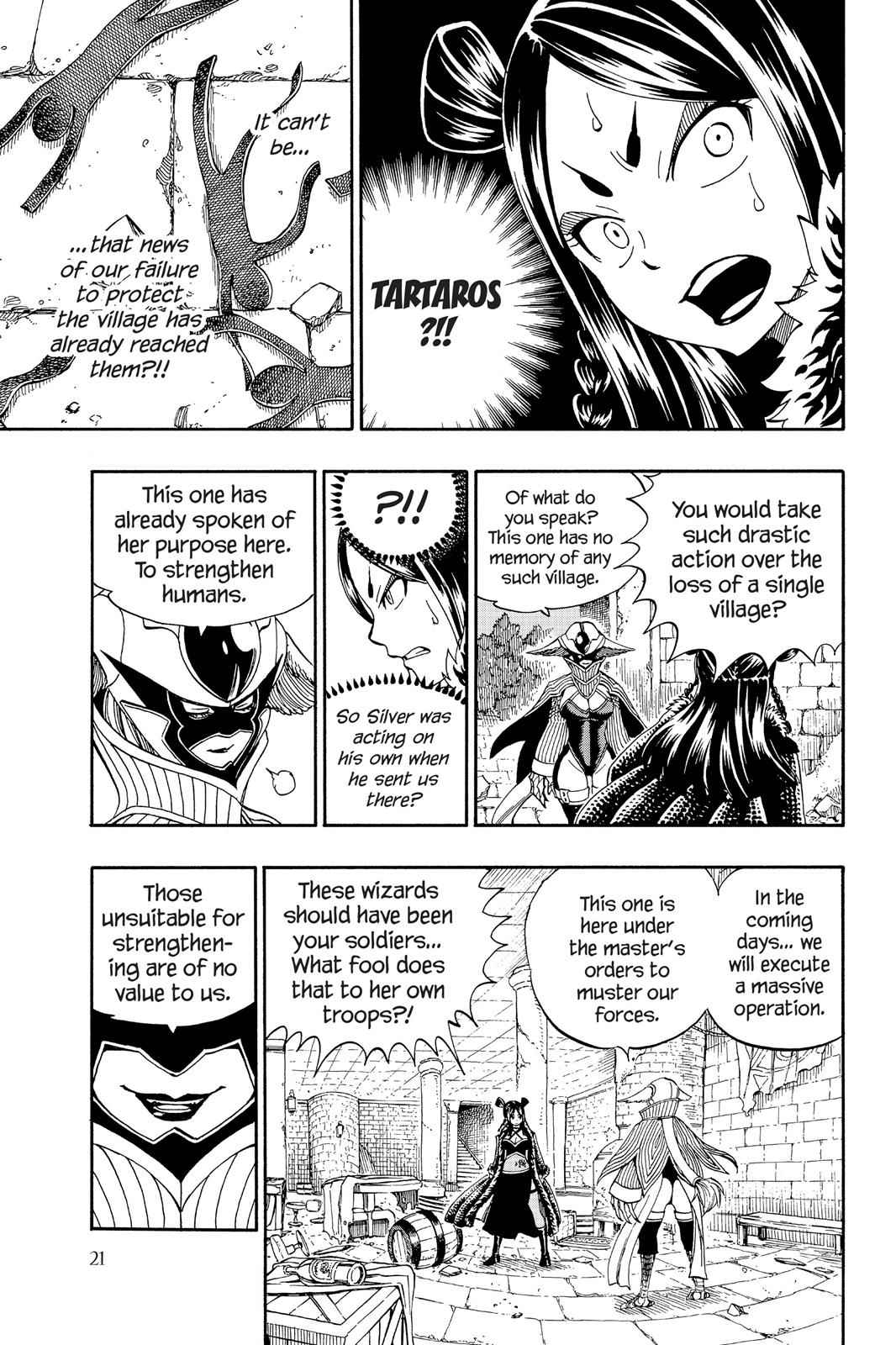 Fairy Tail Chapter 354 Page 22