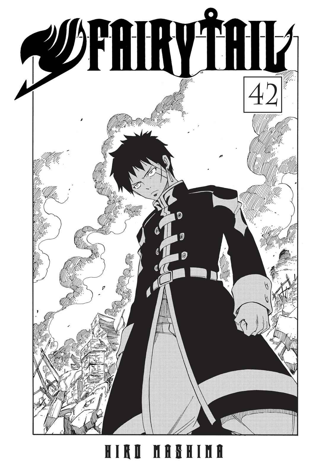 Fairy Tail Chapter 354 Page 3