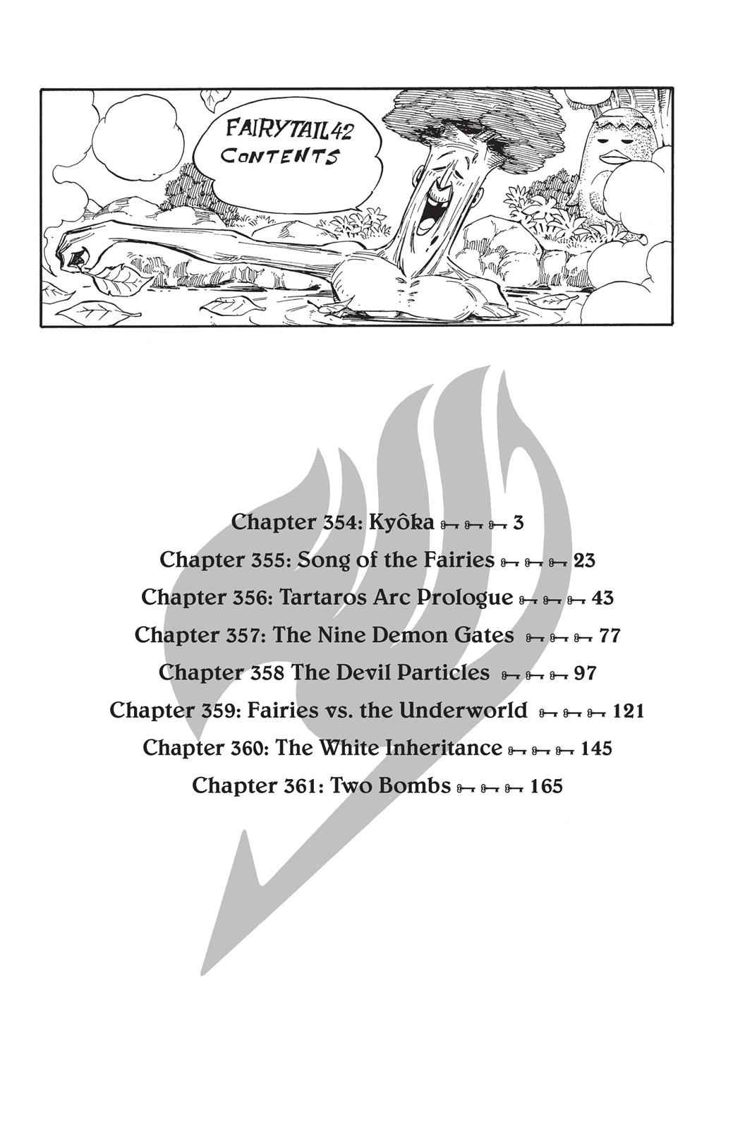 Fairy Tail Chapter 354 Page 4