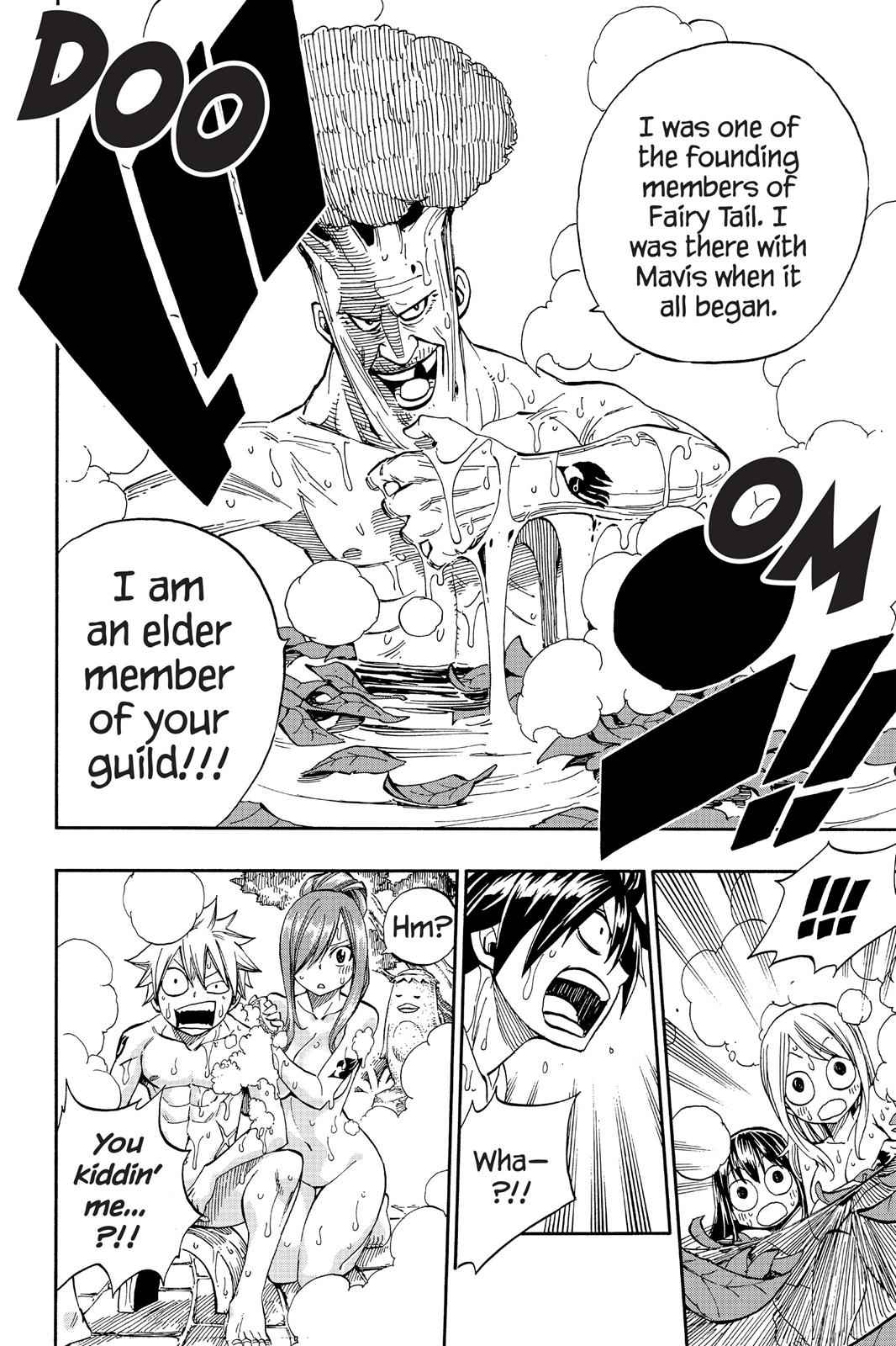 Fairy Tail Chapter 355 Page 10