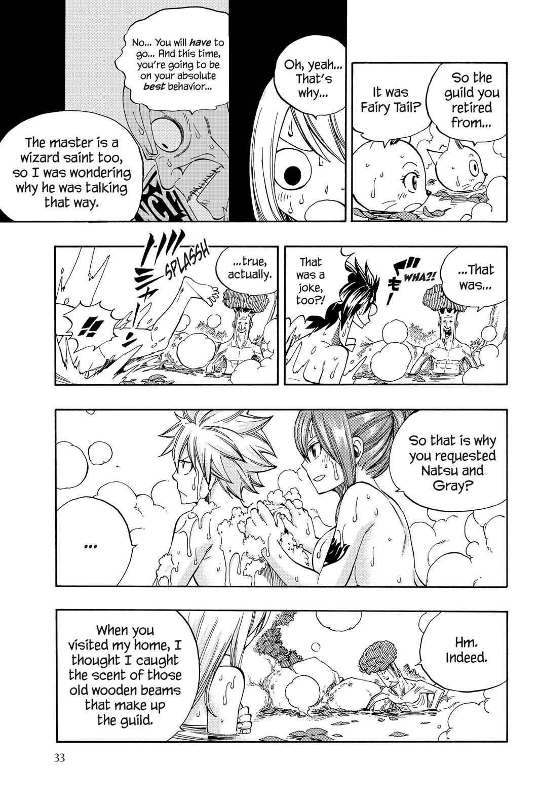 Fairy Tail Chapter 355 Page 11