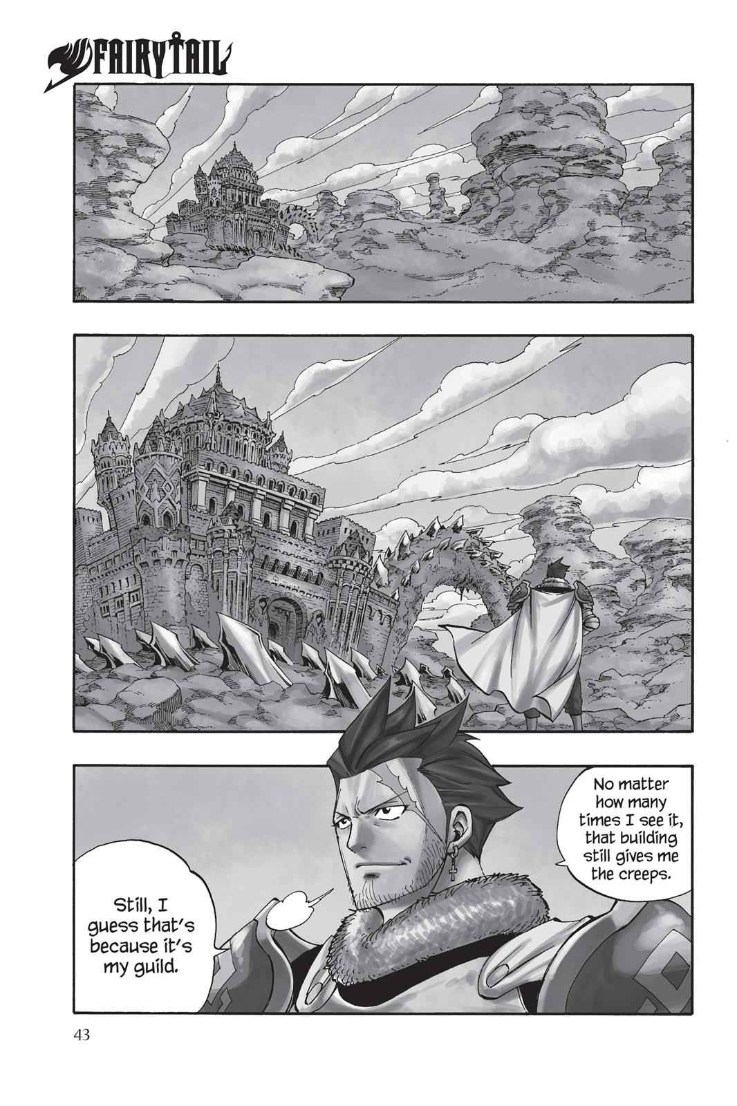 Fairy Tail Chapter 356 Page 1