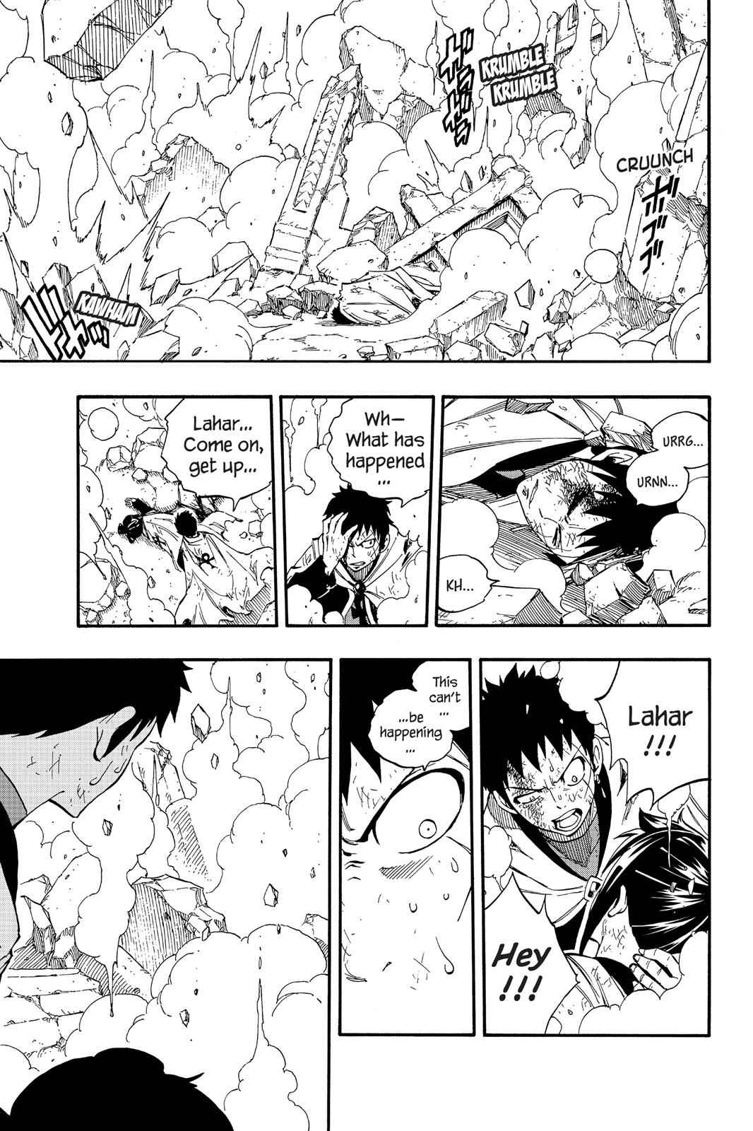 Fairy Tail Chapter 356 Page 11