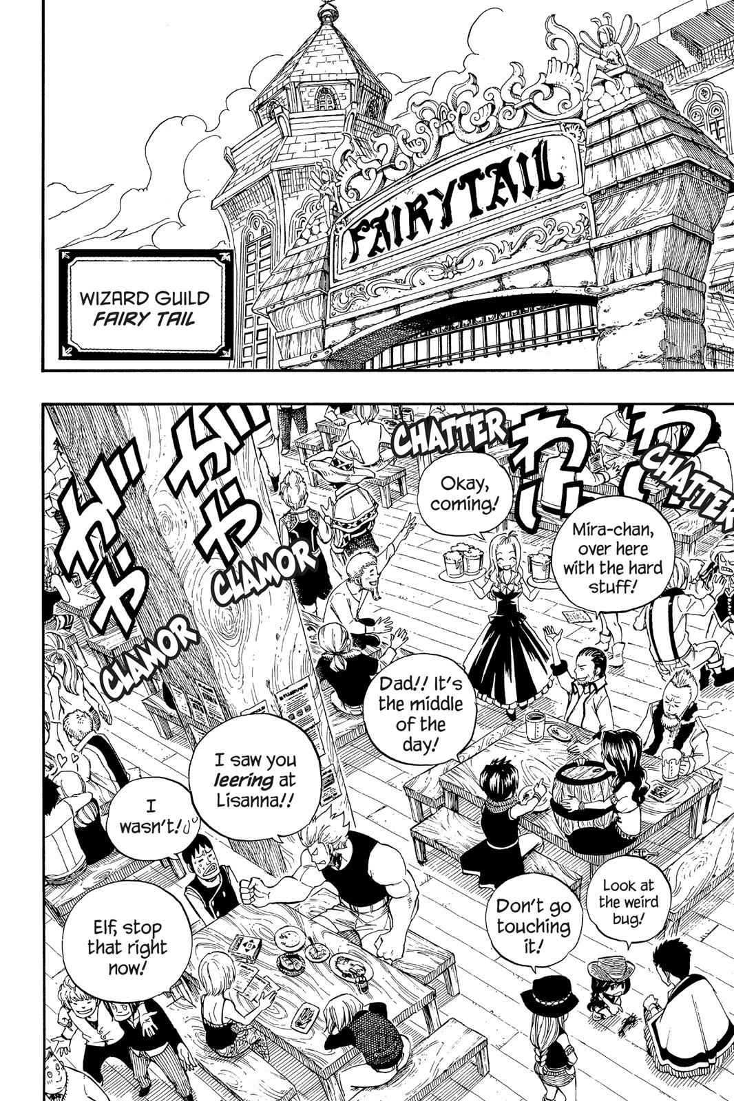 Fairy Tail Chapter 356 Page 18
