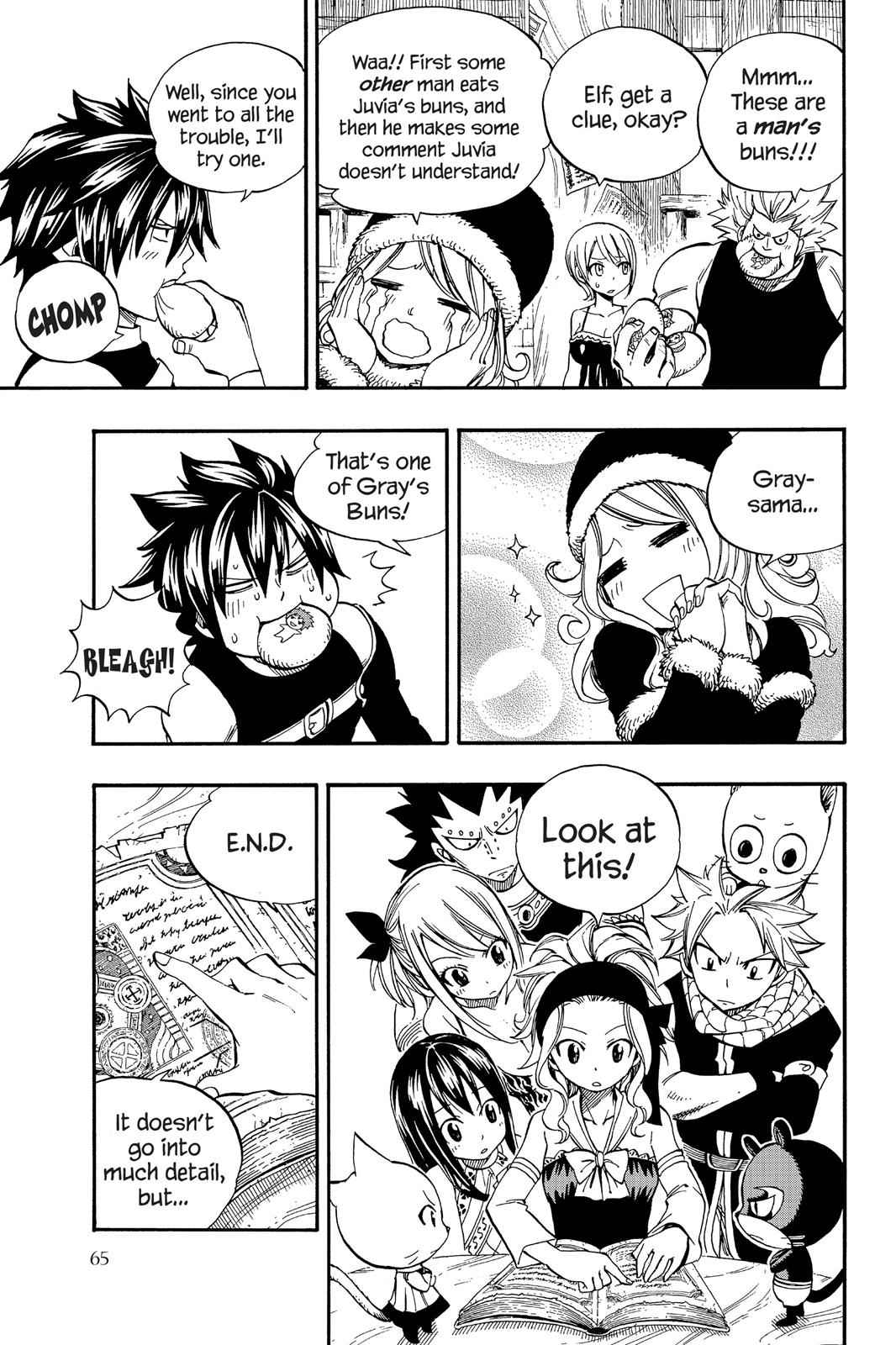 Fairy Tail Chapter 356 Page 21