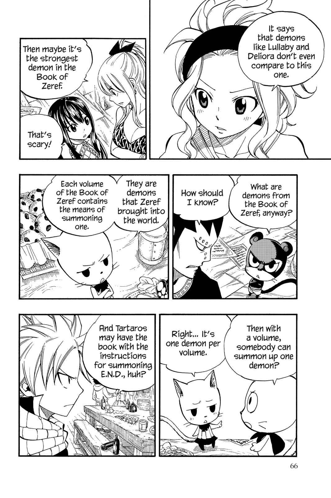 Fairy Tail Chapter 356 Page 22