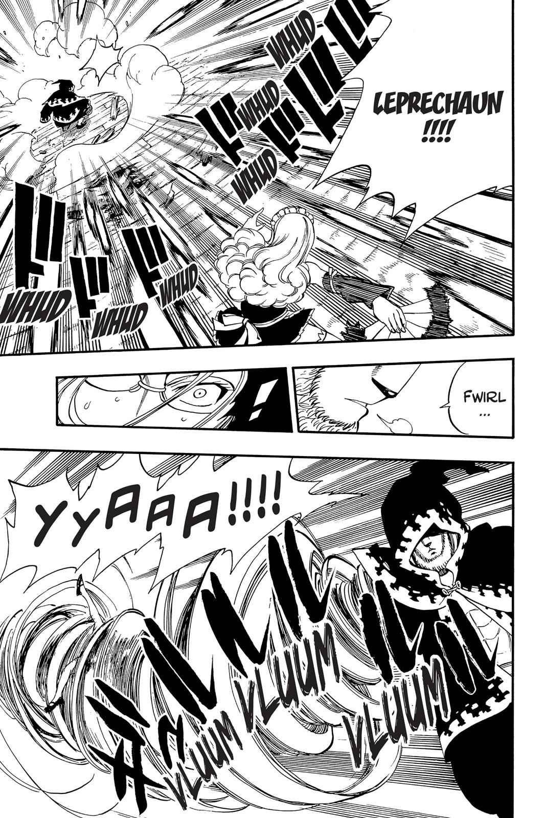 Fairy Tail Chapter 357 Page 14