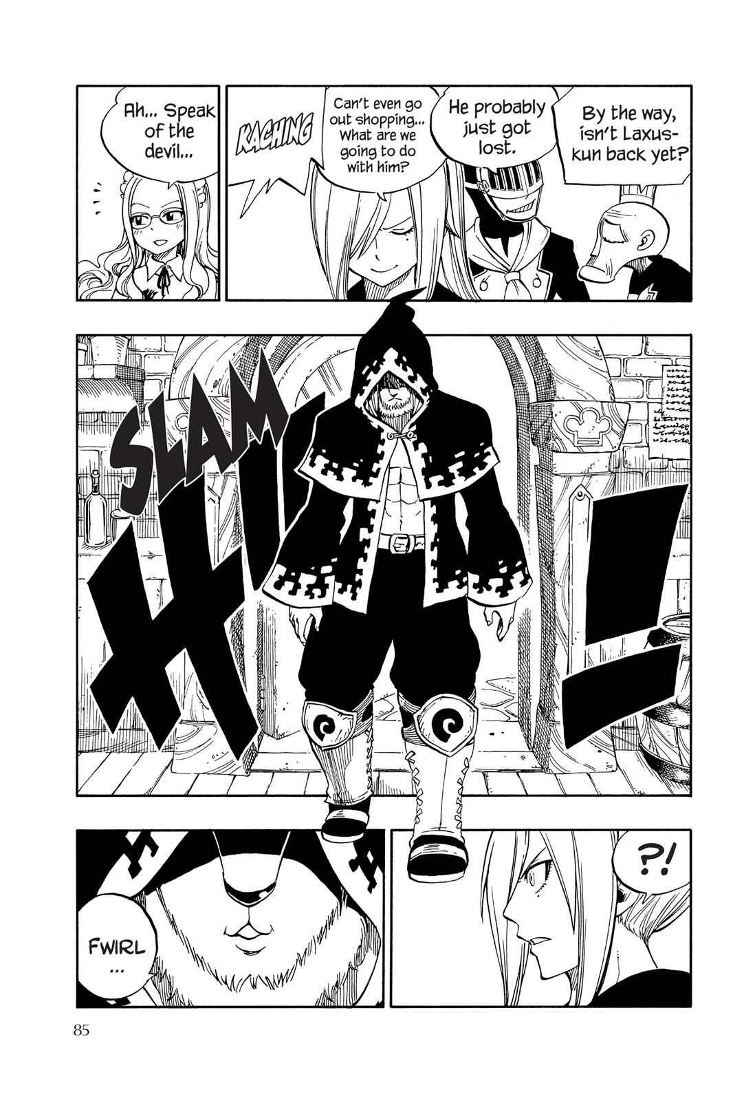 Fairy Tail Chapter 357 Page 9