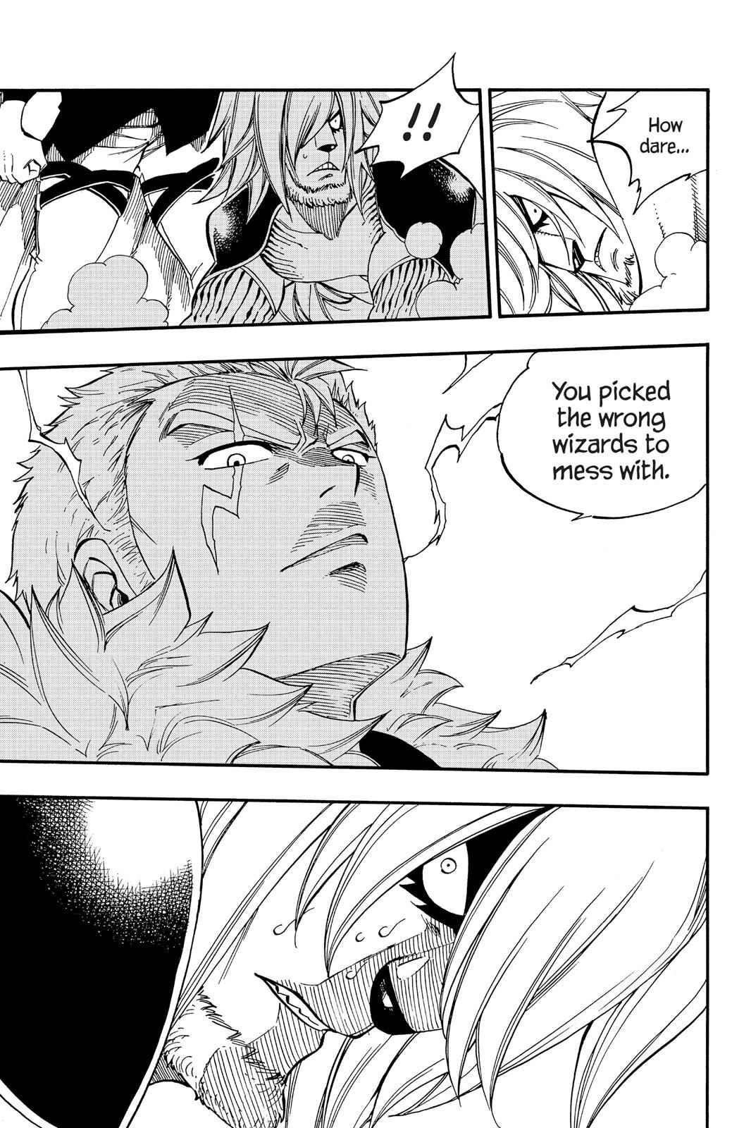 Fairy Tail Chapter 358 Page 7
