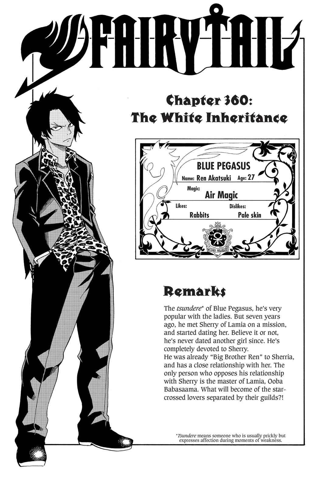 Fairy Tail Chapter 360 Page 1