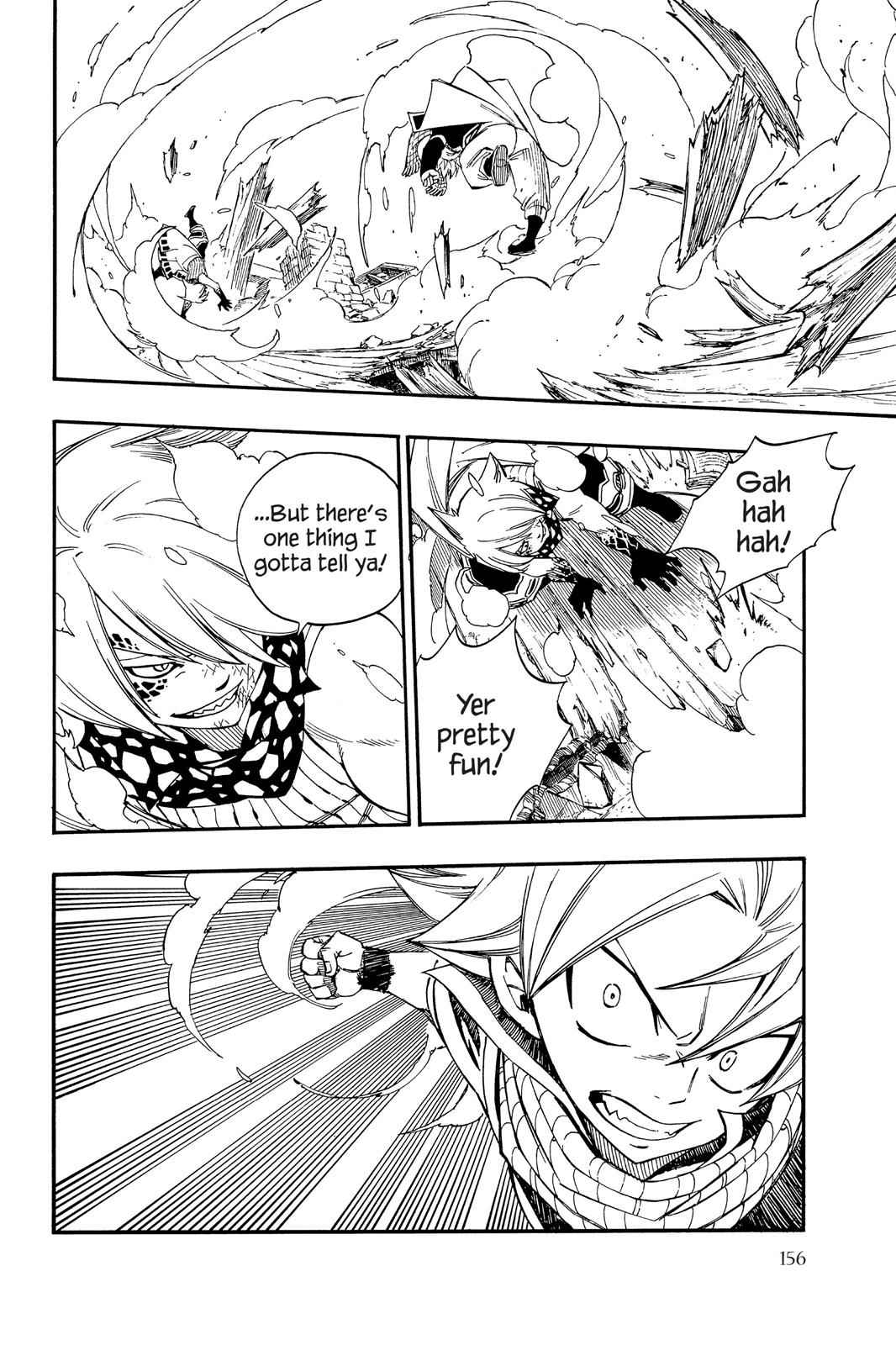 Fairy Tail Chapter 360 Page 12