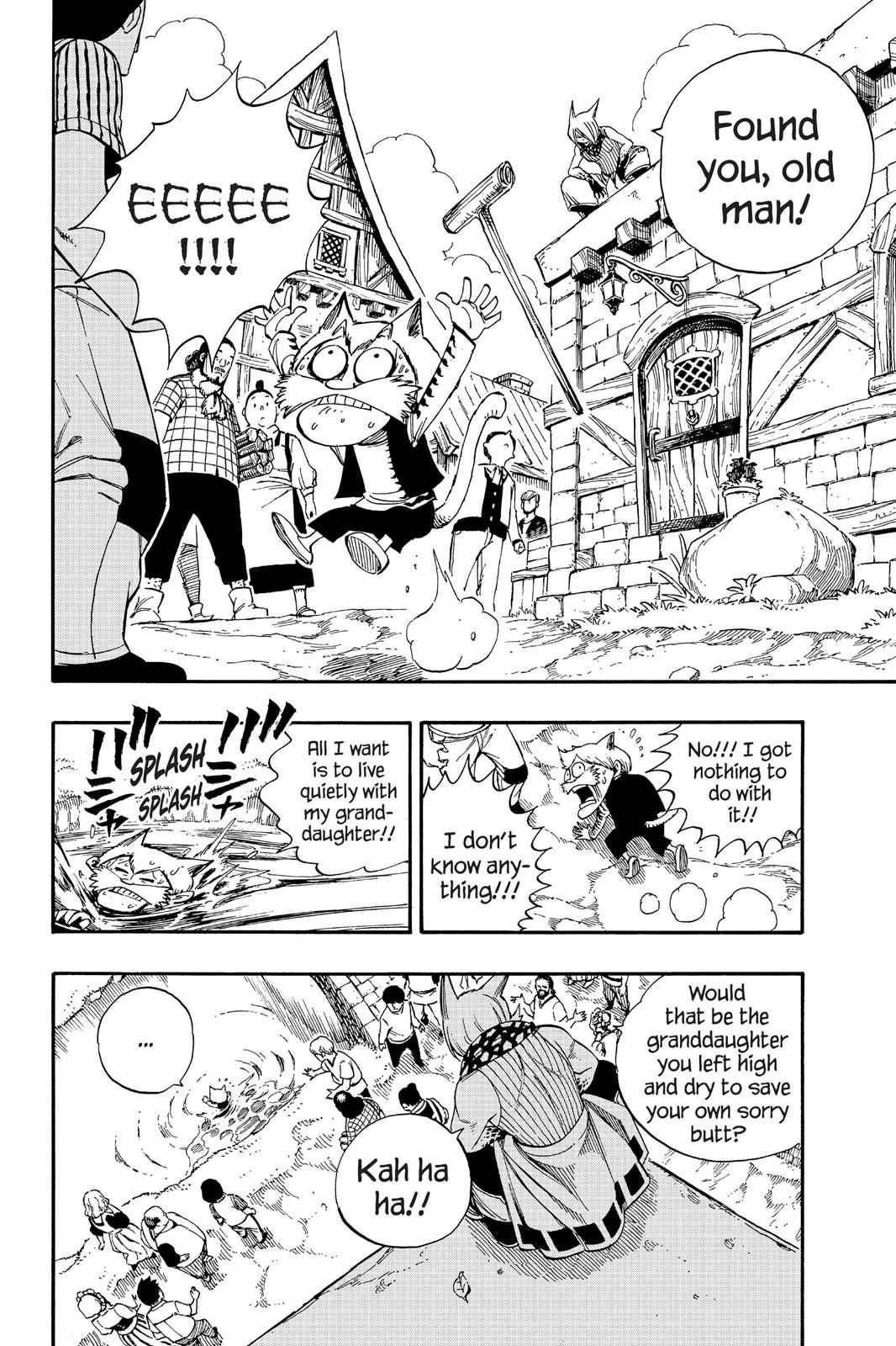 Fairy Tail Chapter 361 Page 10