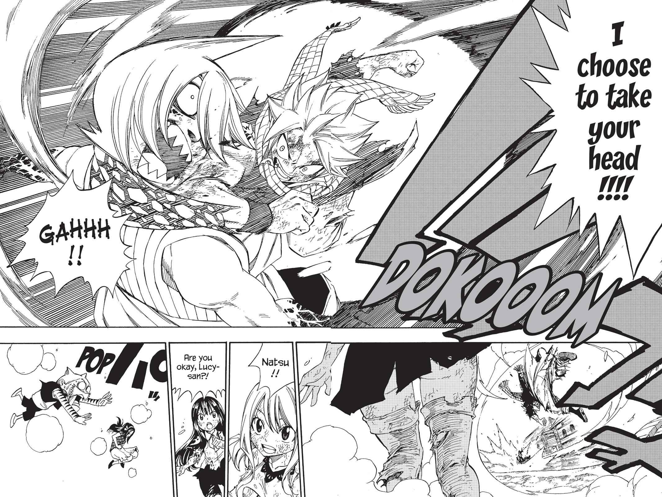 Fairy Tail Chapter 361 Page 16