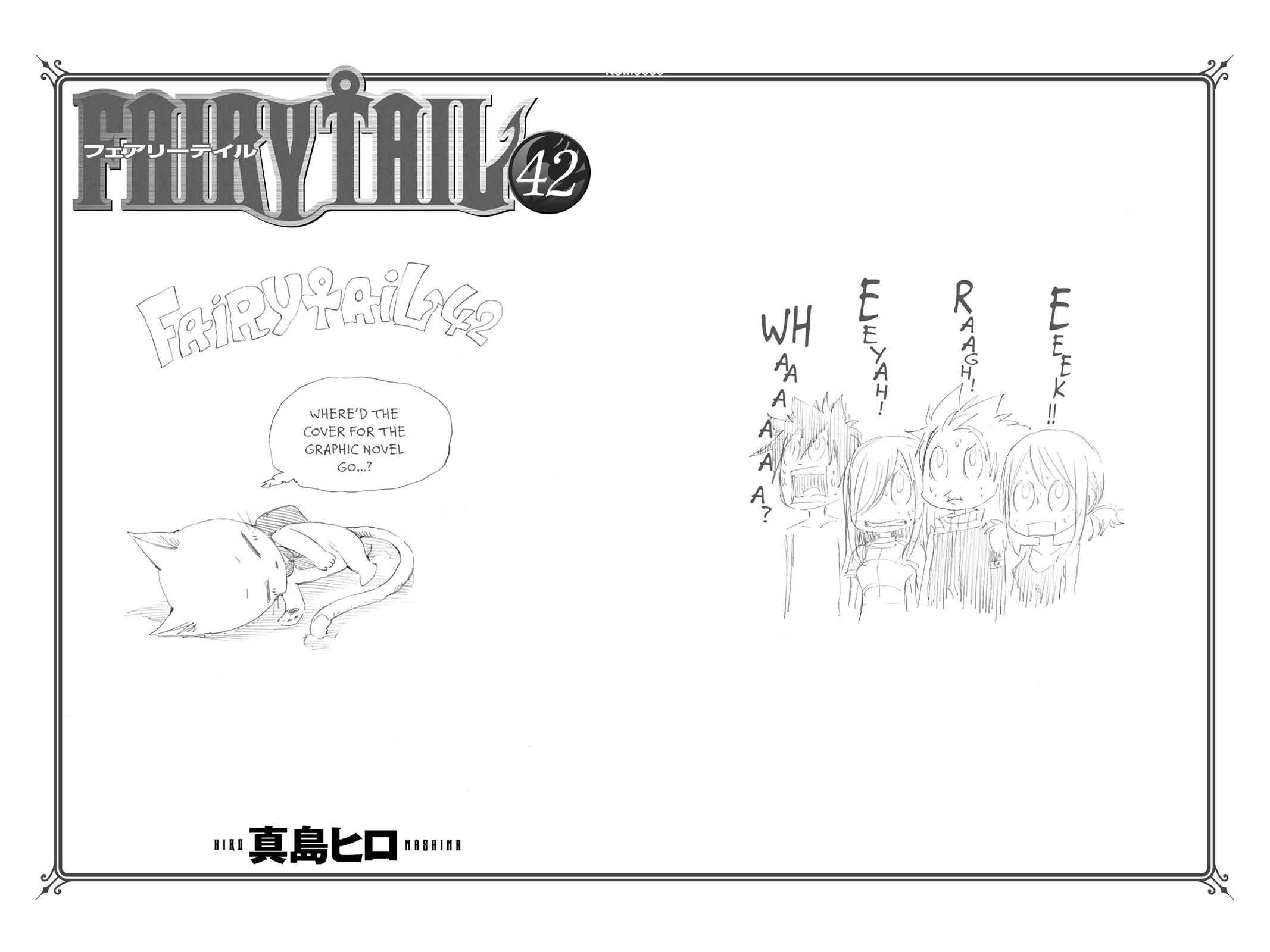 Fairy Tail Chapter 361 Page 24