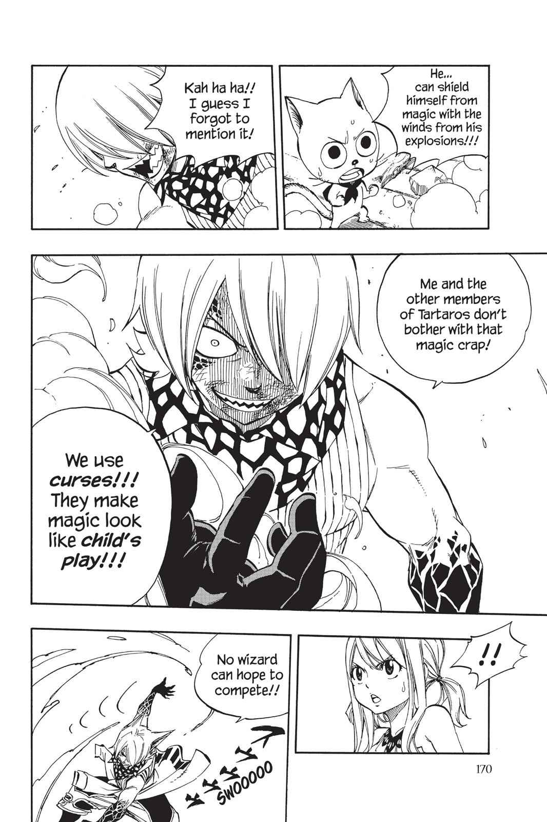 Fairy Tail Chapter 361 Page 6