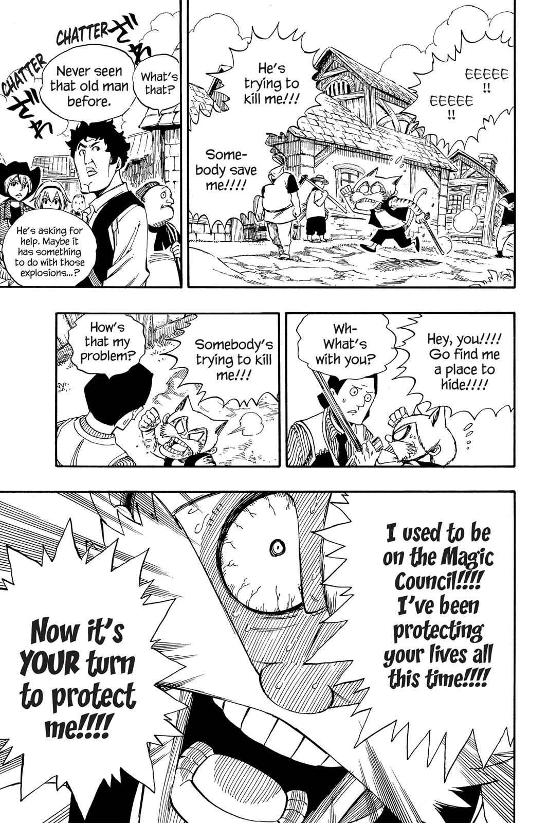 Fairy Tail Chapter 361 Page 9