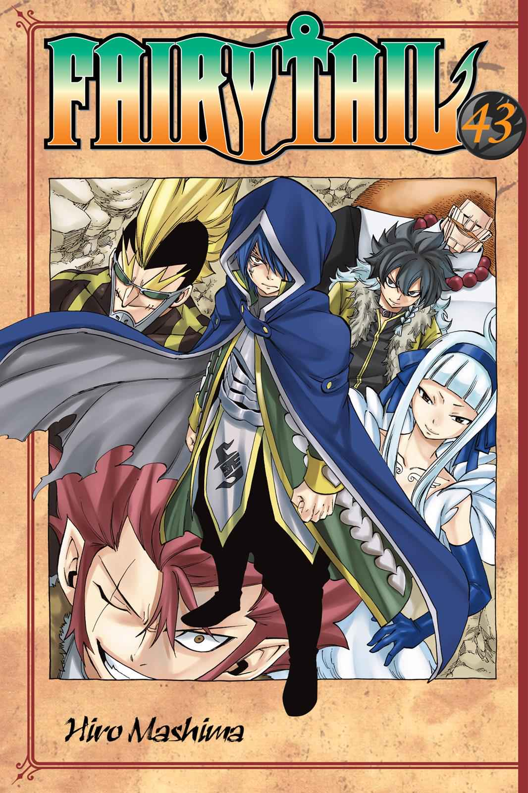 Fairy Tail Chapter 362 Page 1