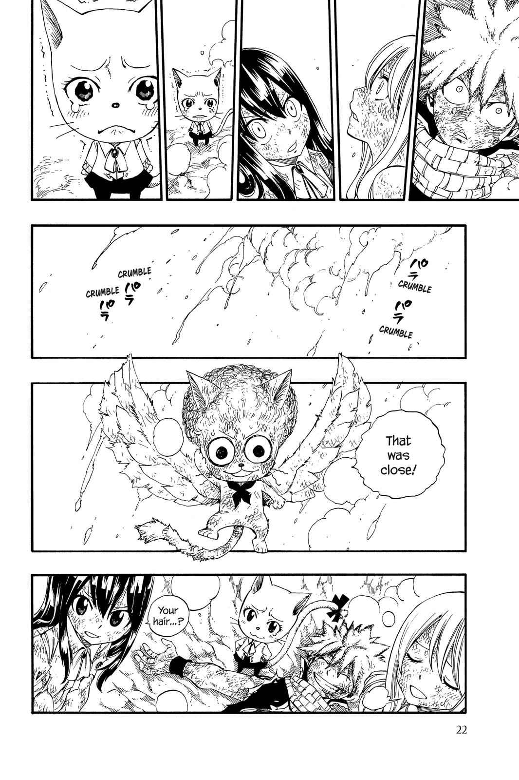 Fairy Tail Chapter 362 Page 23