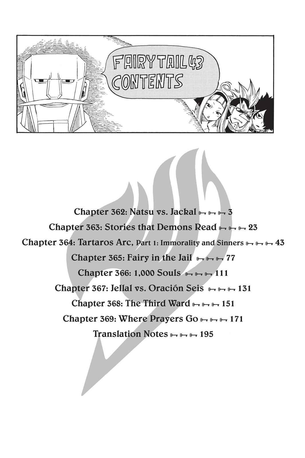 Fairy Tail Chapter 362 Page 4
